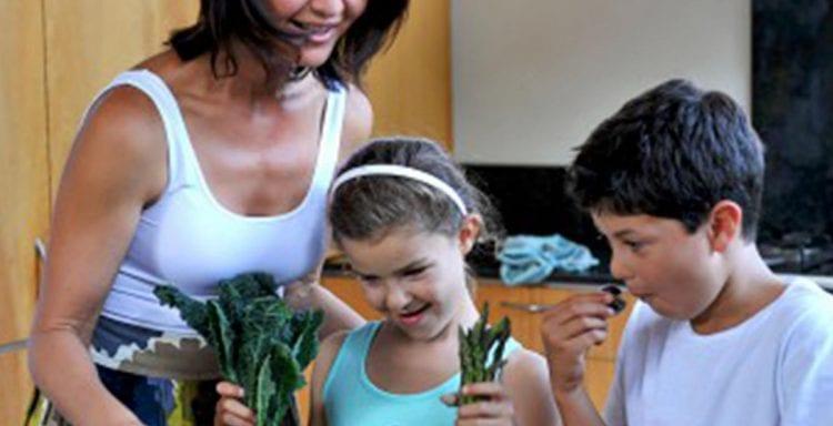 Brenda Janschek - Cooking Kids Feature