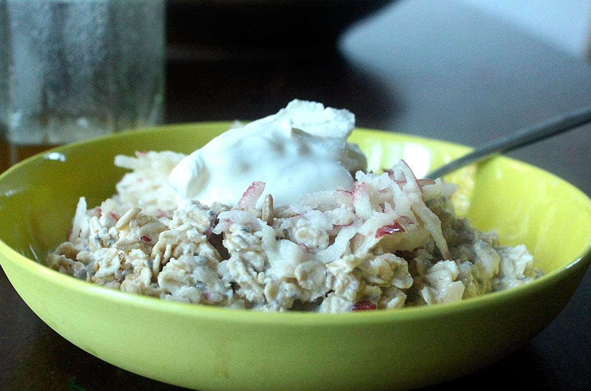 Brenda Janschek - Brendas Big Batch Bircher Muesli
