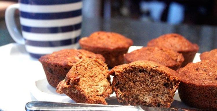 Brenda Janschek - Date Cinnamon Muffins