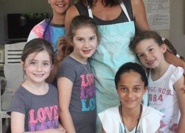 Brenda Janschek - Kids Cooking Classes