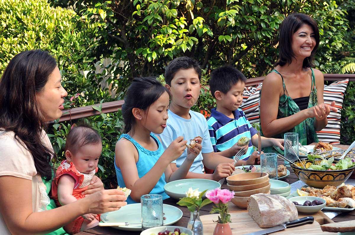 Brenda Janschek - Celebrate Meal Time Feature