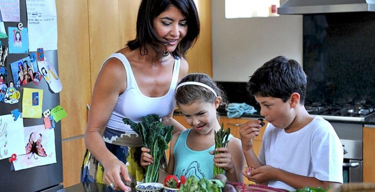 Brenda Janschek - Week Kids Meals Feature