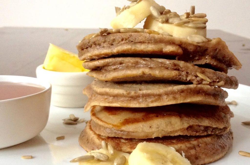 Brenda Janschek - Banana Pancakes Feature