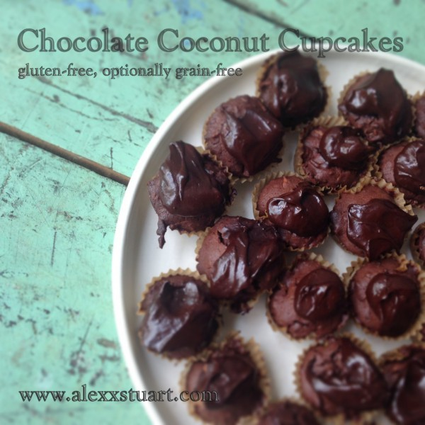 Chocolate cake chocolate-coconut-cupcakes-1024x1024