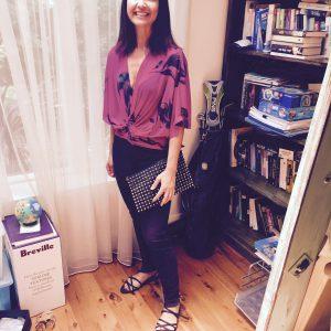 Vivienne Tan top