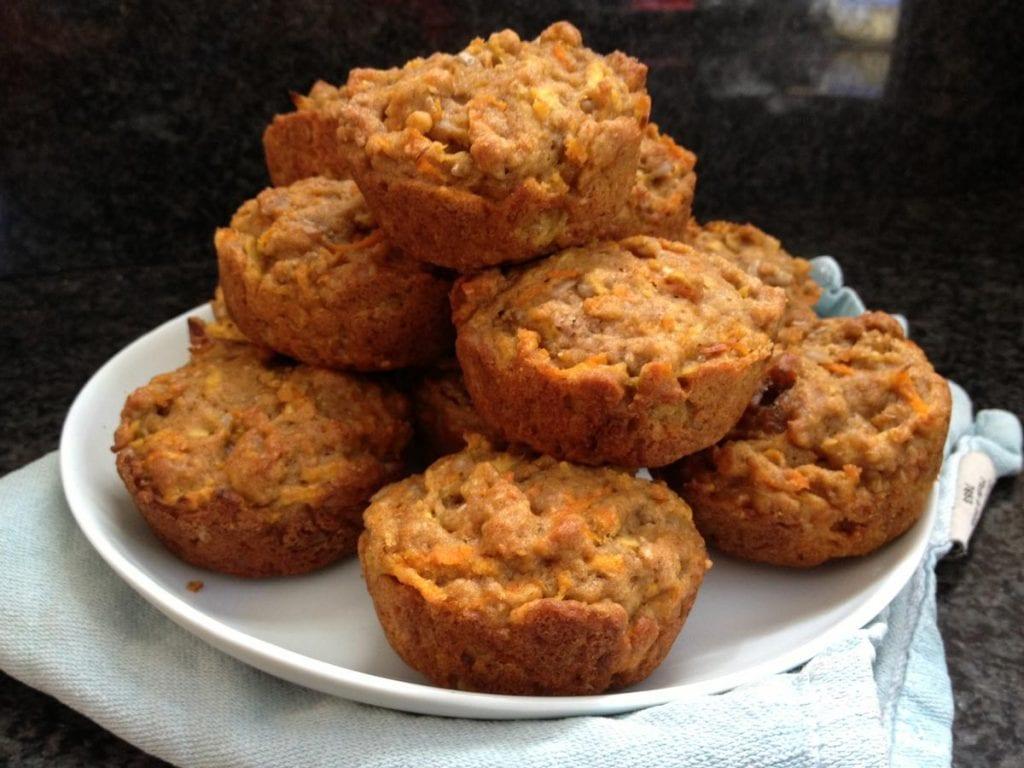 Brenda Janschek - Apple Carrot Muffins