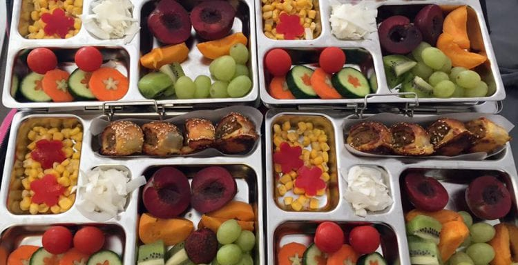 Thrive lunchbox Sarah Chapman