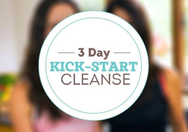 Free 3 Day Kickstart Cleanse
