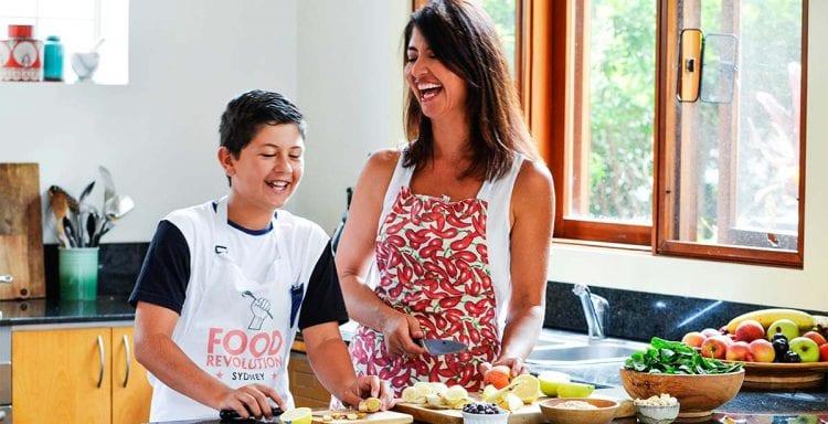 Brenda Janschek - Feature Healthy Recipes with Kids