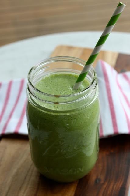 Green Smoothie Mamacino 2