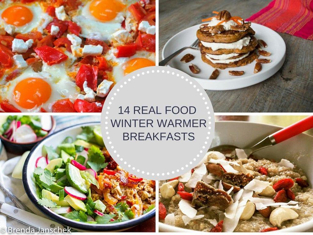 Winter Breakfast blog header