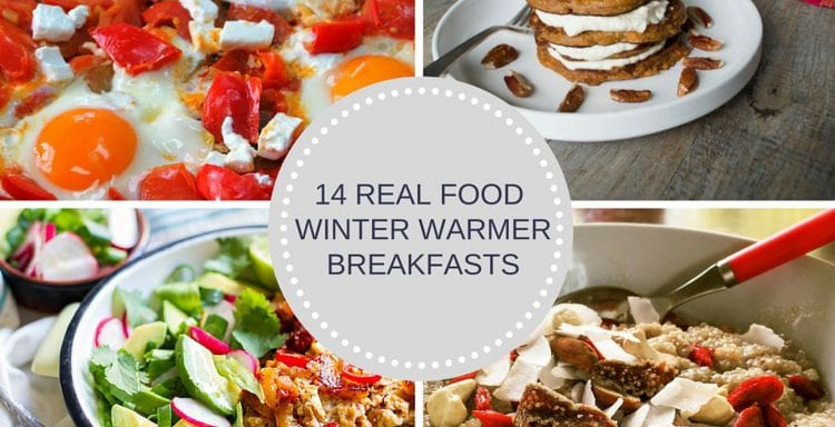 Winter Breakfast blog header