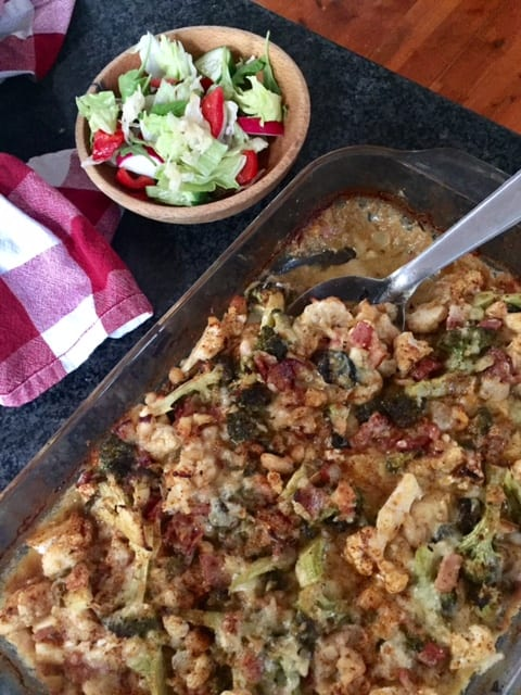 Brenda-Janschek-Recipe-Cauliflower-Bacon-Bake-Cooked-Feature