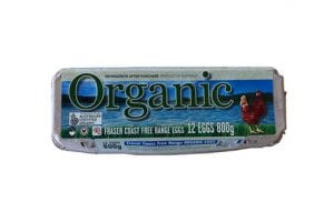 Fraser coast organic eggs