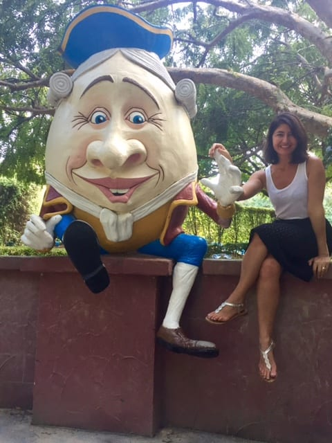 Hunter Valley Gardens Humpty Dumpty
