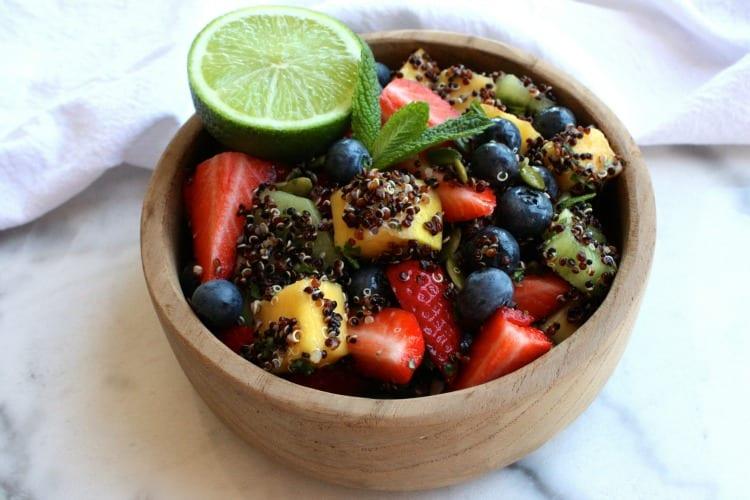 Kickstart Cleansing Breakfast Salad