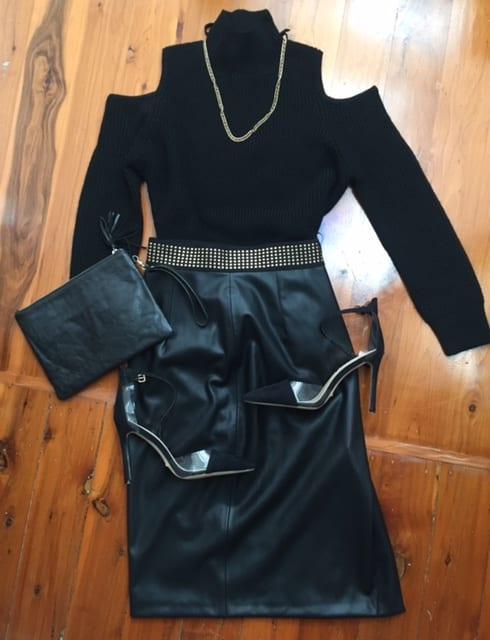 Brenda-Janschek-Studded-Skirt