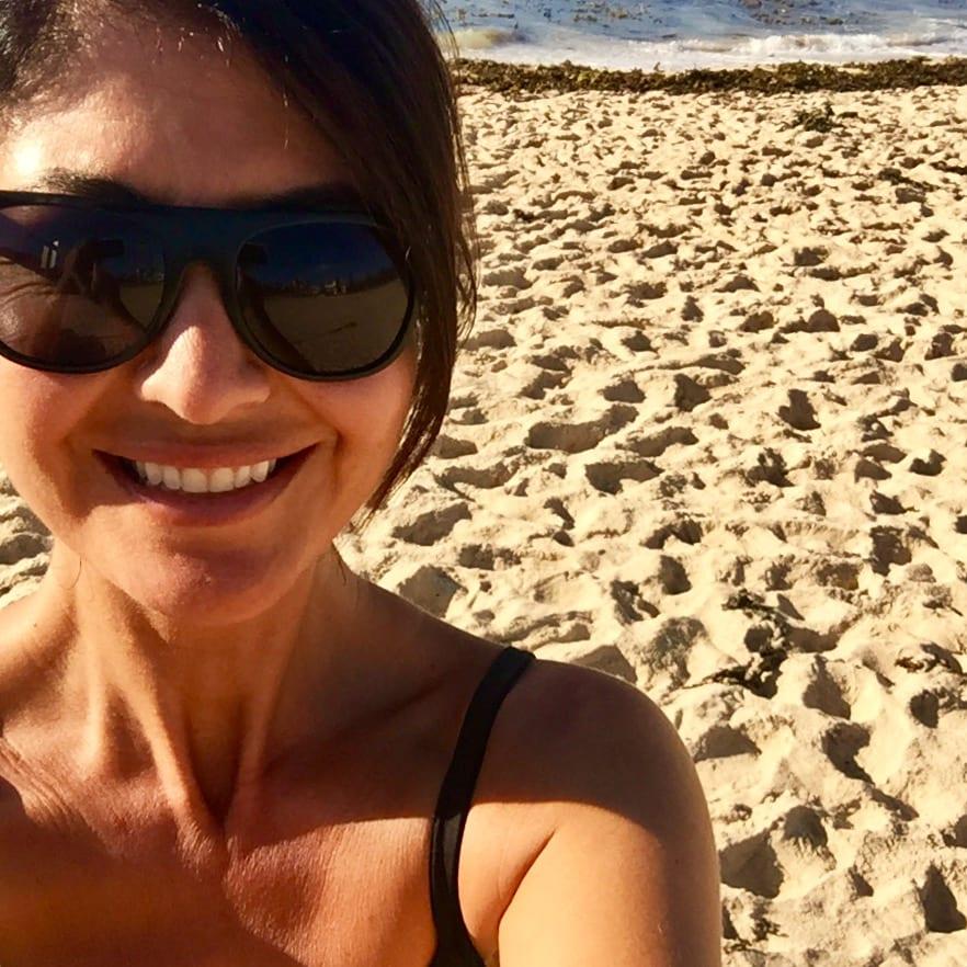 Brenda Exercise Beach