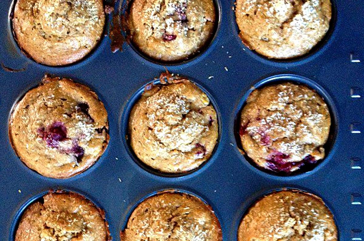 Brenda Janschek - Mix 'n' Match Muffins