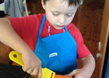 Brenda Janschek - Kids Cooking Classes