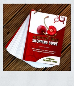 additive free shopping guide