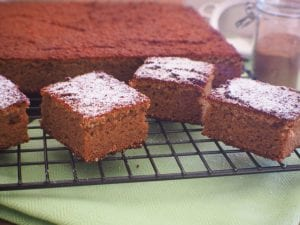 Cardomom Spice Cake Sue Joy