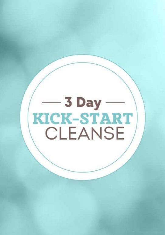 Brenda Janschek - 3 Day Cleanse