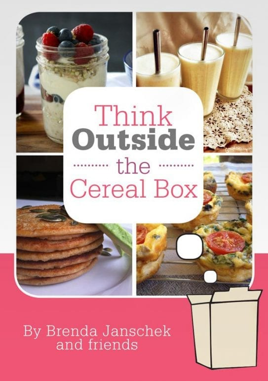 Brenda Janschek - Think Outside Cereal Box