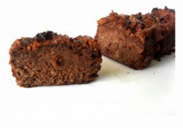 Sweet Potato Brownie Slim Birdy
